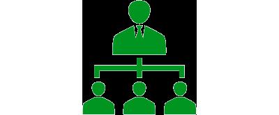 2020-2021年度組織図